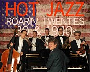 HOT JAZZ mit SALONIKER STRING AND SWING ORCHESTRA